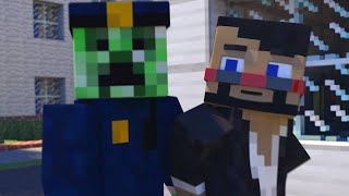 1 Hour Of Minecraft Animations