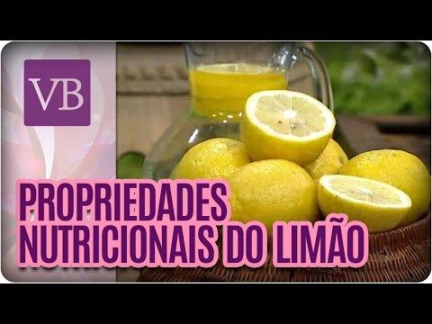 Você Bonita - Benefícios do limão (27/04/16)
