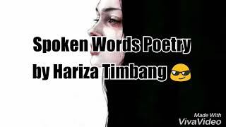 "unspoken Words Poetry entitled ""Pagsuko"