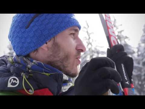 Porträt Eric Thomas Skiteam Austria