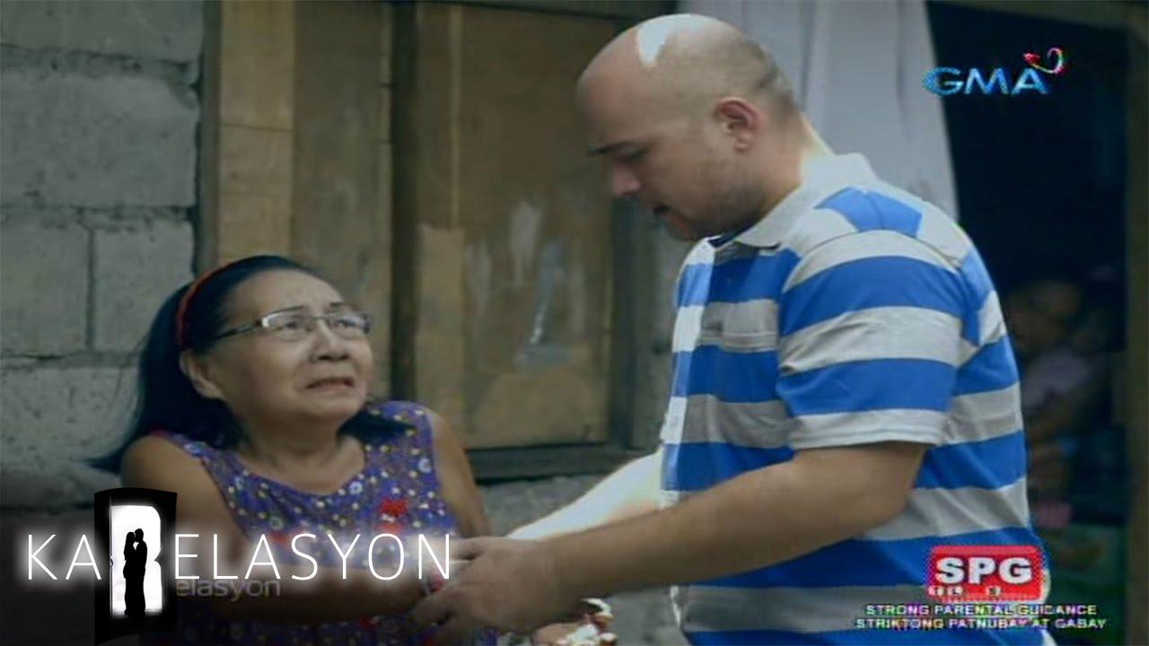 Karelasyon: Grandma tried to escape in a drug raid