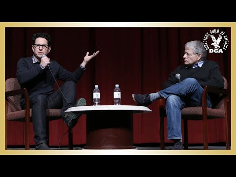 Star Wars: The Force Awakens DGA Q&A With J.J. Abrams & Lawrence Kasdan