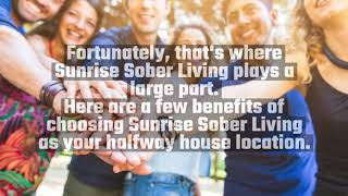 Why Choose Sunrise Sober Living After Addiction Treatment in Coral Springs | Sunrise Sober Living