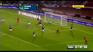 Scotland - Wales 1 -2 (23/03/2013) Highlights