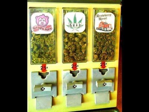 ERBB the Story of ZaZZZ MariJuana Vending Machine ...