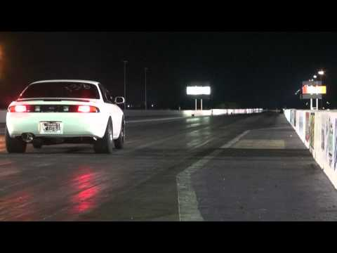 Nissan 240 2jz 1/4 mile 9.78 @ 143 MPH