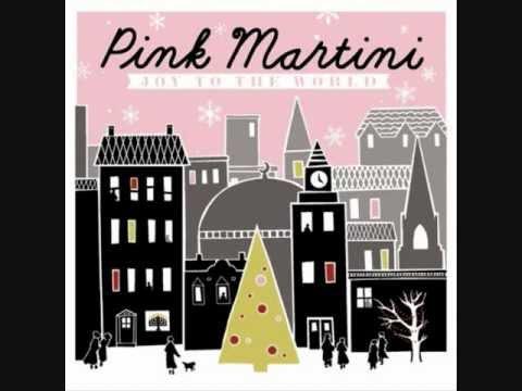 Pink Martini - Santa Baby