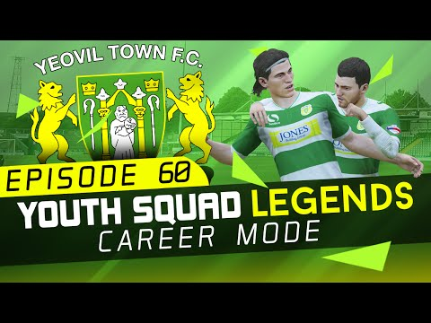 FIFA 16 | Yeovil Career Mode #60 - UEFA Champions League! [YOUTH SQUAD LEGENDS]