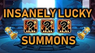 IDLE HEROES: When You Luck Out Hard in Summons