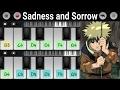 Como tocar Sadness and Sorrow Naruto Piano (Android) Pedidos del suscriptor #6