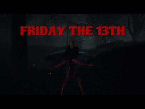 Scariest Game Of My Life! (Friday The 13th)