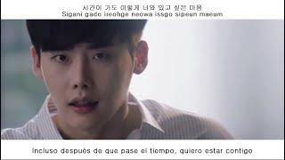 LEE JONG SUK – COME TO ME (내게 와) [sub español + han + rom]  WHILE YOU WERE SLEEPING OST
