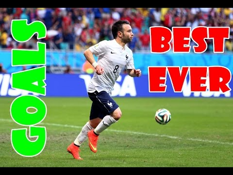 Mathieu Valbuena Best Goals Ever Within Great Music (NEW)