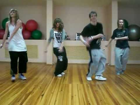 Routine Ragga Dancehall 2008 Video