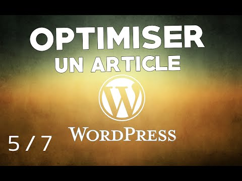 Comment écrire un article optimisé SEO sur Wordpress ?