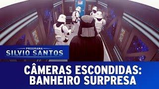 Banheiro Surpresa | Câmeras Escondidas (17/01/16)