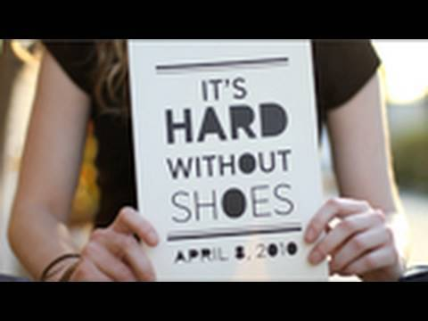One Day Without Shoes 2010