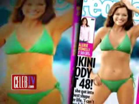 Valerie Bertinelli on People Magazine - Bikini Body