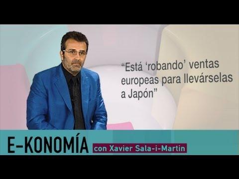 ¿Qué es el abenomics?   Xavier Sala-i-Martin