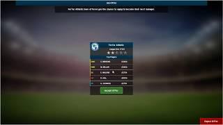 Soccer Manager 2018 - ep8 I'm the next mourinho