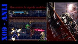 La espada mas poderosa en Castlevania Symphony of the NIght