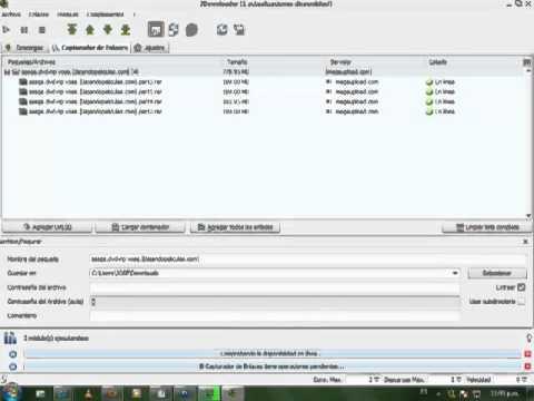 descargar peliculas con jdownloader