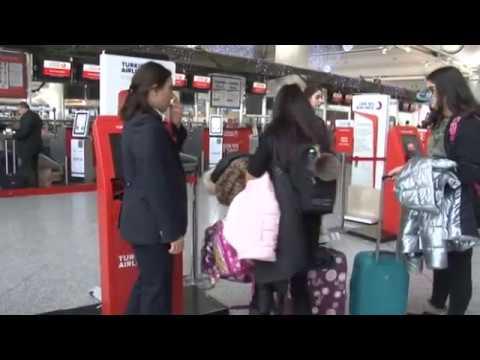 Atatürk Havalimanı'nda Akıllara Durgunluk Veren İnsan Kaçakçılığı