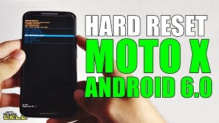 Hard Reset no Moto X 2 com Android 6.0 (Marshmallow) #UTICell