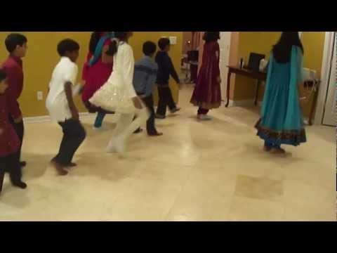 Kids Cupid Shuffle Dance video