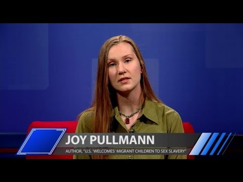The Federalist's Joy Pullmann Discusses 'Missing' Migrant Children | Larry King Now | Ora.TV