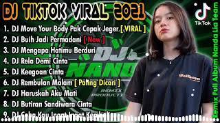 Download lagu DJ MOVE YOUR BODY PAK CEPAK CEPAK JEDER REMIX TIKTOK VIRAL FULL BASS TERBARU 2021