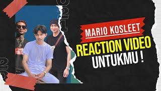 "YOUNGLEX & ANJI REACTION SINGLE ""UNTUKMU"" #VLOG4"