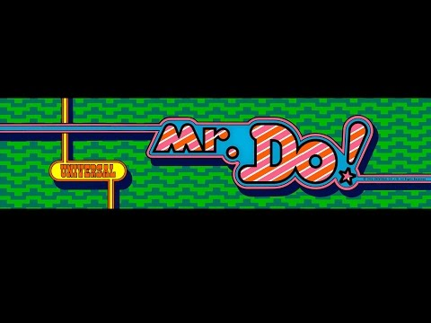 Mr. Do! (Arcade PC) Live Stream with Mike Matei