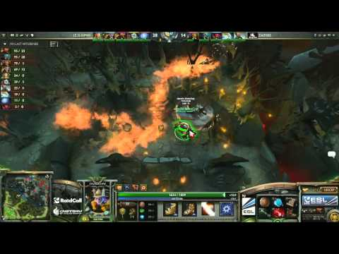 Team Empire vs FlipSide3Game 2  RaidCall EMS One DOTA2 Fall Cup #1   Tobiwan & Capitalist