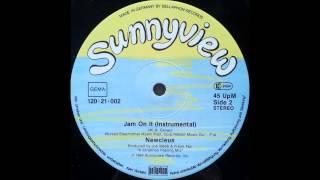 Newcleus Jam On It Instrumental