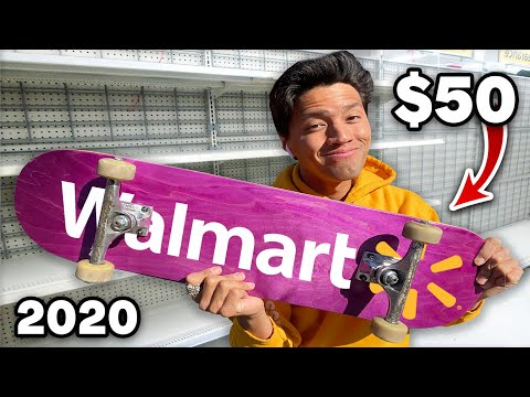 Walmart Now Sells Professional Skateboards | 2020