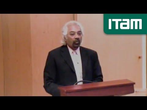 Conferencia con el Dr. Sam Pitroda