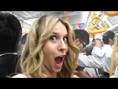 Will You Get GROPED on Tokyo Subway? -- Tokyo, Japan | Bucket List Adventures | How 2 Travelers thumbnail