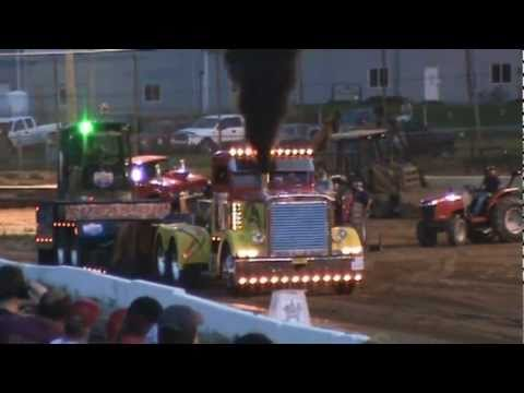 Full Pull Productions, Big Rig Semi Trucks, Mercer, Pa, 5/29/11