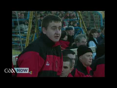 GAANOW Rewind: 2001 AIB GAA Munster Club Final - Ballygunner v Blackrock