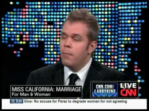 Perez Hilton Says,  I Do Expect Miss USA To Be Politically Correct.