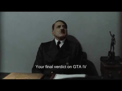 Hitler Game Reviews: GTA IV (PC)