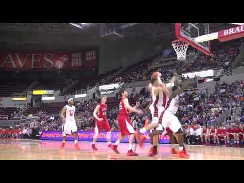 IHSA 4A Boys Basketball Semi-Finals: Benet Academy vs. Edwardsville