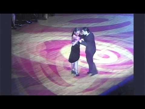 4thTango Festival London 2002 Mora Godoy & Juan Horvath Dance 2