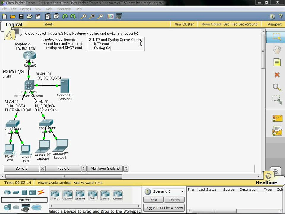 Cisco Packet Tracer Download For Windows 7 — PanduanLinux