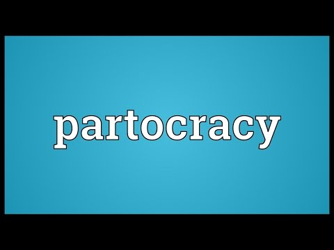 Header of Partocracy