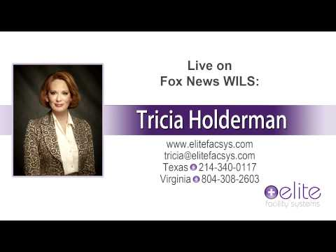 3/16/15 → Cleaning Industry Expert Tricia Holderman live on News Radio
