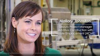 Faces of Technology: Meet Mallory Johnston