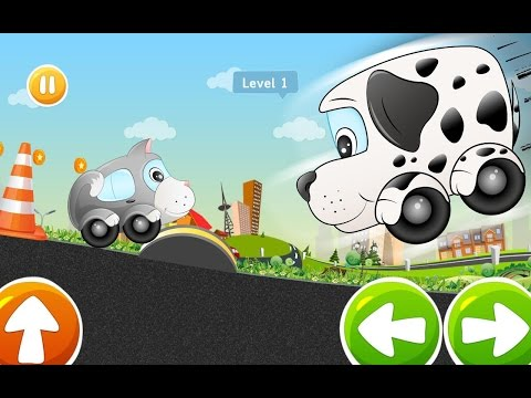 BBKids - Beepzz Racing Car level 3-5 - iOS/Android Games for Childrens