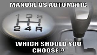 Stick Shift vs Automatic: Which Is The Better Choice?